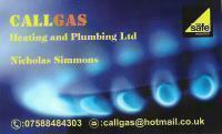 Call Gas Heating & Plumbing Ltd logo