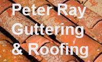 Peter Ray Guttering & Roofing logo